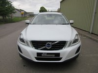 USED 2012 62 VOLVO XC60 2.4 D5 SE LUX NAV AWD 5d 212 BHP 1 PREV OWNER AWD MANUAL STUNNING IN WHITE
