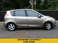 USED 2010 59 RENAULT SCENIC 1.4 DYNAMIQUE TOMTOM TCE 5d 129 BHP