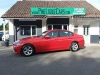 2012 BMW 3 SERIES 2.0 320D EFFICIENTDYNAMICS 4d 161 BHP £8995.00