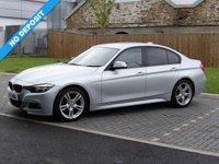 USED 2014 14 BMW 3 SERIES 2.0 318D M SPORT 4d 141 BHP