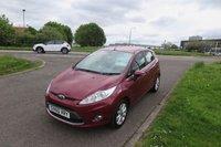2010 FORD FIESTA 1.2 ZETEC Alloys,Air Con,Very Clean Car £3995.00