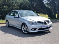USED 2009 59 MERCEDES-BENZ C CLASS 2.1 C250 CDI BLUEEFFICIENCY SPORT 4d AUTO One Owner | Pan Roof | Leather