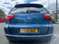 USED 2012 12 CITROEN C4 PICASSO 1.6 VTR PLUS HDI 5STR 5d 110 BHP One Owner