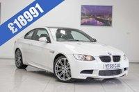 2010 BMW M3 4.0 M3 2d AUTO 420 BHP £18991.00