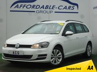 USED 2015 65 VOLKSWAGEN GOLF 1.6 SE TDI BLUEMOTION TECHNOLOGY 5d 109 BHP