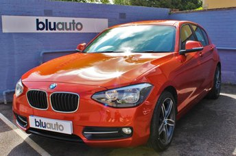 2013 BMW 116i SPORT 1.6 5d 135 BHP £9760.00