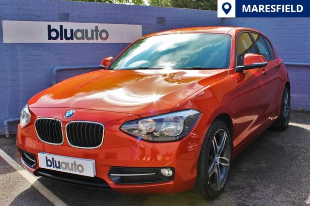 View our BMW 116i SPORT