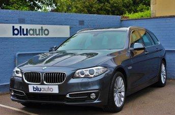 2015 BMW 520 D 2.0 LUXURY TOURING 5d AUTO 188 BHP £16580.00