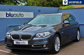 2015 BMW 520
