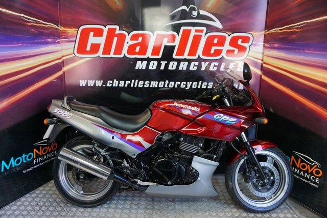 View our KAWASAKI GPZ 500 S