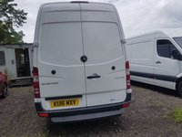 USED 2016 16 MERCEDES-BENZ SPRINTER 2.1 314CDI 1d 140 BHP EURO 6 VAN READY FOR WORK