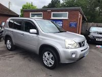 USED 2009 59 NISSAN X-TRAIL 2.0 SPORT DCI 5d 148 BHP FULL LEATHER, PREVIOUSLY SUPPLIED BY US, ONLY 65K MILES