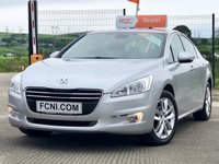 USED 2012 PEUGEOT 508 1.6 HDI ACTIVE 4d 112 BHP