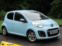 USED 2013 63 CITROEN C1 1.0 VTR PLUS 5d 67 BHP FANTASTIC ECONOMICAL STARTER CAR