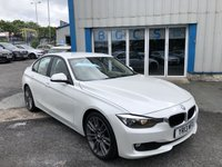 USED 2013 13 BMW 3 SERIES 2.0 320D SE 4d AUTO 182 BHP