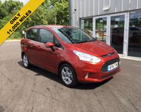 USED 2016 16 FORD B-MAX 1.4 ZETEC THIS VEHICLE IS AT SITE 1 - TO VIEW CALL US ON 01903 892224