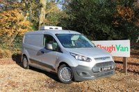 USED 2014 64 FORD TRANSIT CONNECT 1.6 210 LWB 115PS FREEZER VAN Freezer Van With Opening Side Door