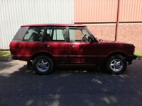 USED 1995 N LAND ROVER RANGE ROVER Classic 2.5 VOGUE SE 5d AUTO 182 BHP