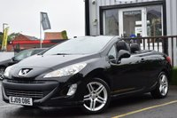 USED 2009 09 PEUGEOT 308 1.6 CC SE THP 2d 150 BHP Full Service History With 7 Stamps And New MOT