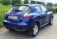 USED 2016 65 NISSAN JUKE 1.5 VISIA DCI 5d 110 BHP 0% Deposit Plans Available even if you Have Poor/Bad Credit or Low Credit Score, APPLY NOW!