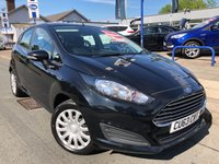 2013 FORD FIESTA 1.2 STYLE 5d 81 BHP £SOLD