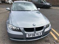 USED 2006 06 BMW 3 SERIES 2.0 318I SE 4d 128 BHP