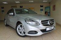 2014 MERCEDES-BENZ E CLASS 2.1 E220 CDI SE 4d AUTO 168 BHP