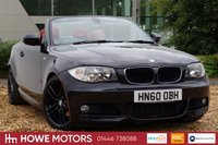 USED 2011 60 BMW 1 SERIES 2.0 118D M SPORT 2d AUTO 141 BHP FULL HEATED CORAL RED BOSTON LEATHER 18