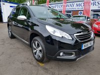 USED 2016 16 PEUGEOT 2008 1.2 S/S ALLURE 5d 110 BHP 0%  FINANCE AVAILABLE ON THIS CAR PLEASE CALL 01204 393 181
