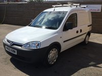 USED 2010 60 VAUXHALL COMBO 1.2 2000 CDTI SWB H/C 1 OWNER NO VAT