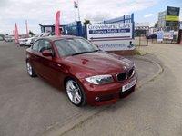 2011 BMW 1 SERIES 2.0 118D M SPORT 2d 141 BHP £6495.00