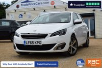 USED 2016 65 PEUGEOT 308 2.0 BLUE HDI S/S SW ALLURE 5d 150 BHP