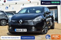 USED 2014 64 RENAULT CLIO 1.5 DYNAMIQUE S MEDIANAV ENERGY DCI S/S 5d 90 BHP