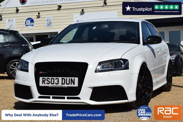 View our AUDI RS3