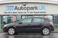 USED 2008 08 VAUXHALL ASTRA 1.9 SXI CDTI 8V 5d 120 BHP LOW DEPOSIT OR NO DEPOSIT FINANCE AVAILABLE