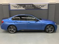 USED 2017 67 BMW 3 SERIES 3.0 335D XDRIVE M SPORT SHADOW EDITION 4d AUTO 308 BHP