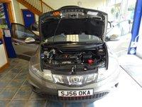 USED 2006 56 HONDA CIVIC 1.8 SE I-VTEC 5d 139 BHP AUX, CD, AC, 6 SPEED MANUAL
