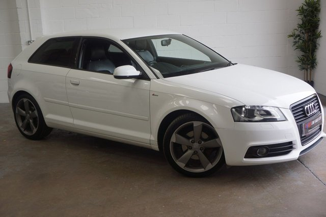 2011 11 AUDI A3 2.0 TDI S LINE SPECIAL EDITION 3d 138 BHP SOLD TO KIERON FROM SHEFFIELD
