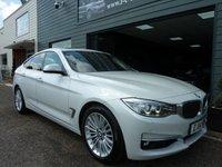 2014 BMW 3 SERIES 2.0 325D LUXURY GRAN TURISMO 5d AUTO 215 BHP £13995.00