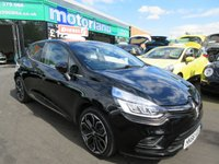 USED 2016 66 RENAULT CLIO 1.5 DYNAMIQUE S NAV DCI 5d 89 BHP ** JUST ARRIVED ** FULL SERVICE HISTORY **DIESEL