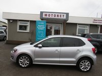 2011 VOLKSWAGEN POLO 1.2 MATCH 5DR HATCHBACK 60 BHP £SOLD