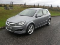 USED 2009 59 VAUXHALL ASTRA 1.8 SRI XP 5d 138 BHP