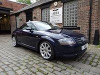 2003 AUDI TT 1.8 QUATTRO 3d 225 BHP £4995.00