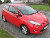 USED 2011 61 FORD FIESTA 1242cc Edge 60