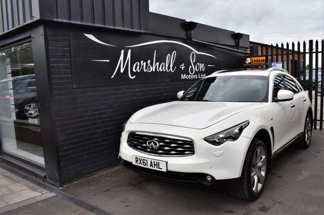 View our INFINITI FX