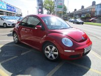 USED 2010 10 VOLKSWAGEN BEETLE 1.4 LUNA 16V 3d 74 BHP Great Mileage & Lovely Condition