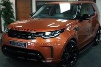 2016 LAND ROVER DISCOVERY 3.0 TD6 HSE LUXURY 5d AUTO 255 BHP £44975.00