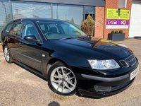 2006 SAAB 9-3 1.9 DTH VECTOR SPORT 5d 150 BHP £2100.00