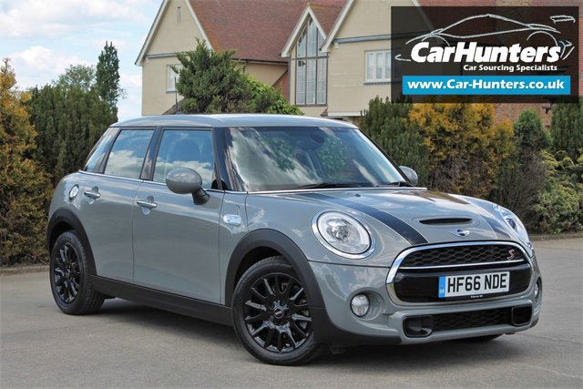 2016 66 MINI HATCH COOPER 2.0 COOPER S 5d 189 BHP