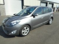 2011 RENAULT SCENIC 1.5 DYNAMIQUE TOMTOM DCI 5d 110 BHP SAT NAV 7 SEATER £3991.00